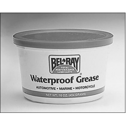 WATERPROOF GREASE B/R 16 OZ TUB
