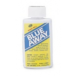 CLEANER BLUE AWAY 2.5 OZ