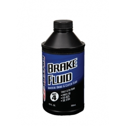 BRAKE FLUID MAX DOT 4 8 OZ
