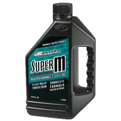 INJECTOR OIL MAX SUPER-M LITER