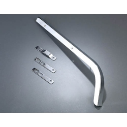 Chrome Chain Guard