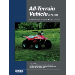 All-Terrain Vehicle Vol. 1, 1974-1987