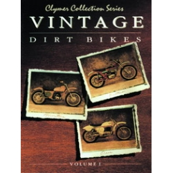 Clymer Collection Series-Vintage Dirt Bikes, Volume 1