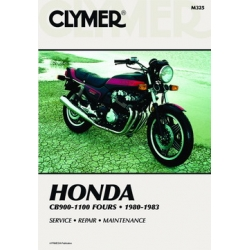 Clymer Manual CB900-1100 Fours, 1980-1983