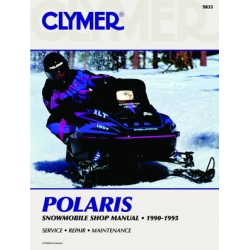 Polaris Snowmobile, 1990-1995