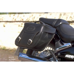 Click and Lock Saddlebags HON HC137H10