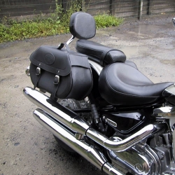 Click and Lock Saddlebags Yamaha Drag Star / Roadstar