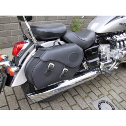 Click and Lock Saddlebags Honda F6 Valkyrie